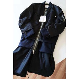 サカイ(sacai)のsacai 20AW Nylon Twill Coat (ナイロンジャケット)
