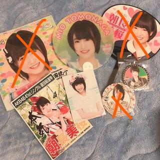 エイチケーティーフォーティーエイト(HKT48)のHKT48 朝長美桜 グッズセット(アイドルグッズ)
