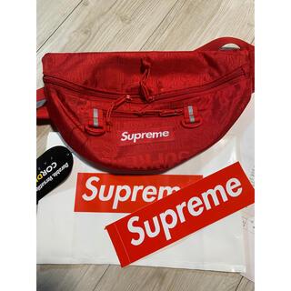 シュプリーム(Supreme)の【新品】supreme ウエストバッグ シュプリーム ボディバッグ 19SS(ウエストポーチ)
