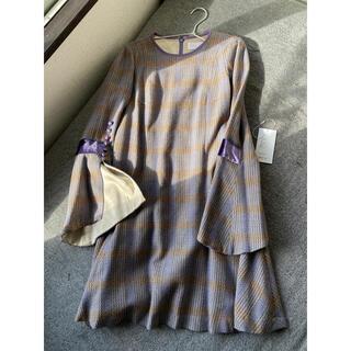 マメ(mame)のmame kurogouchi ドレス(ひざ丈ワンピース)
