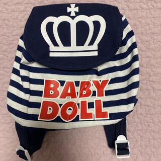 ベビードール(BABYDOLL)の*BABYDOLL  子供用リュック*(リュックサック)
