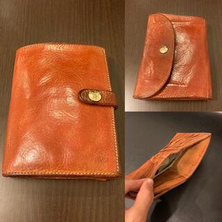 イルビゾンテ(IL BISONTE)のイルビゾンテ 革財布(折り財布)