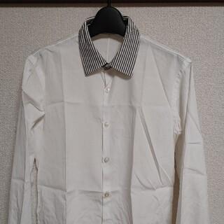 トゥモローランド(TOMORROWLAND)のTOMORROWLAND トゥモローランド エジプト綿 切替 ワイシャツ(シャツ)