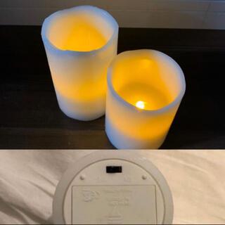 アクタス(ACTUS)のyu様専用LEDキャンドルライトウエディング装飾品セットバージンロードイベント(アロマ/キャンドル)
