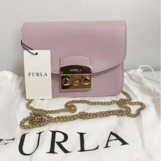 フルラ(Furla)のFURLA フルラ メトロポリス チェーンショルダーバッグ(ショルダーバッグ)