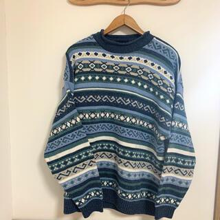 グリモワール(Grimoire)のused sweater(ニット/セーター)