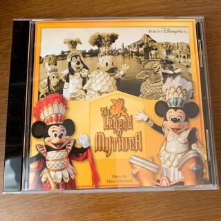ディズニー(Disney)のレジェンドオブミシカ CD(キッズ/ファミリー)