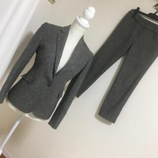 オリヒカ(ORIHICA)の美品 オリヒカウールパンツスーツ (スーツ)