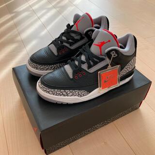 ナイキ(NIKE)のNike Air Jordan 3 Black Cement(スニーカー)