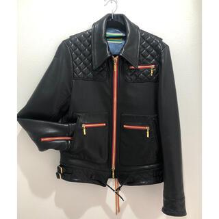 Mindseeker leather riders M size(ライダースジャケット)