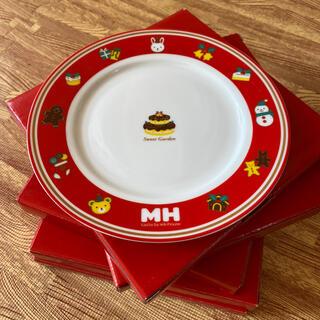 ミキハウス(mikihouse)のミキハウス クリスマス プレート(食器)