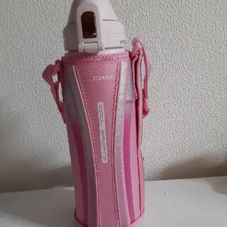 ゾウジルシ(象印)の未使用 ZOJIRUSHIステンレスク-ルボトル 1.03リットル ピンク(その他)