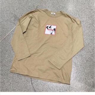 エイミーイストワール(eimy istoire)のミンクトーキョー 限定ロングティー ブラック(Tシャツ(長袖/七分))