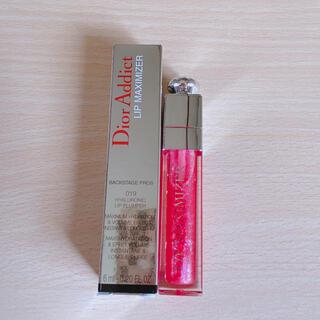 クリスチャンディオール(Christian Dior)のディオール ディオール アディクト リップ マキシマイザー 019(リップグロス)