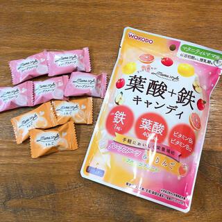 ワコウドウ(和光堂)の和光堂 葉酸+鉄 キャンディ(その他)