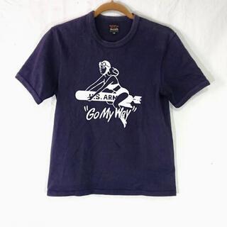 ザリアルマッコイズ(THE REAL McCOY'S)の☆The REAL McCOY'S/リアルマッコイズ  Tシャツ size36(Tシャツ/カットソー(半袖/袖なし))