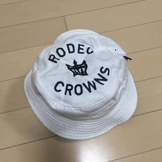 ロデオクラウンズ(RODEO CROWNS)のロデオクラウンズ リバーシブルバケットハット(ハット)