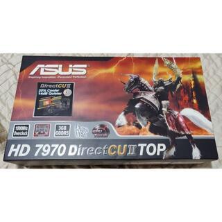 エイスース(ASUS)のHD7970 ビデオカード グラフィックボード(PC周辺機器)