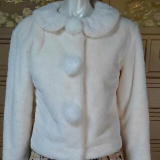 アンクルージュ(Ank Rouge)のアンクルージュ  ファージャケット 新品未使用(毛皮/ファーコート)