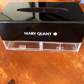 マリークワント(MARY QUANT)のマリークワント ティッシュボックス&小物入れ(ティッシュボックス)