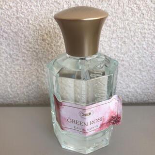 サボン(SABON)のオードゥサボン グリーンローズ(香水(女性用))