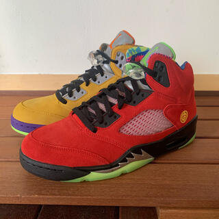 ナイキ(NIKE)の27.5cm NIKE AIR JORDAN 5 What The(スニーカー)