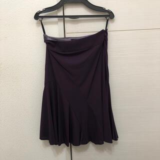 クードシャンス(COUP DE CHANCE)のクードシャンス マーメイドラインスカート(ひざ丈スカート)