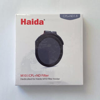Haida M10 CPL + ND 1.8 for 100mm M10(フィルター)
