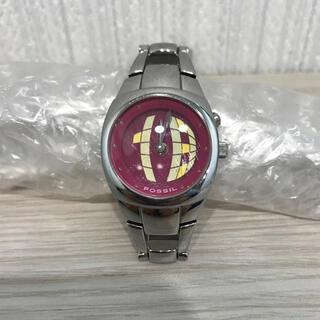フォッシル(FOSSIL)のFOSSIL腕時計 ジャンク品(腕時計)