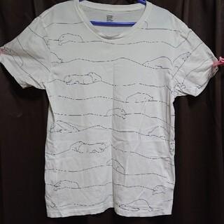 グラニフ(Design Tshirts Store graniph)のグラニフ Tシャツ  シロクマ(Tシャツ/カットソー(半袖/袖なし))