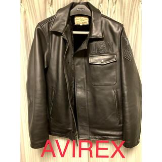 アヴィレックス(AVIREX)のAVIREX ライダースジャケット(ライダースジャケット)
