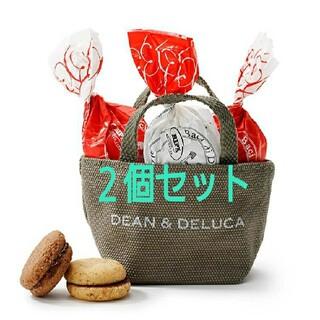 ディーンアンドデルーカ(DEAN & DELUCA)の【Shine様専用】DEAN & DELUCA 2020ホリデーミニトート✖️2(菓子/デザート)