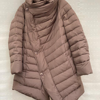 ダブルスタンダードクロージング(DOUBLE STANDARD CLOTHING)のdouble standard clothing ロングダウンジャケット(ダウンコート)