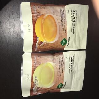ムジルシリョウヒン(MUJI (無印良品))の無印良品 柚子はちみつ オレンジレモネード(茶)
