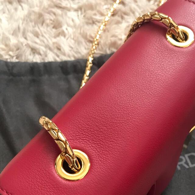 TOM FORD(トムフォード)の【定価25万】新品 TOMFORDクロスボディバッグ レディースのバッグ(ショルダーバッグ)の商品写真