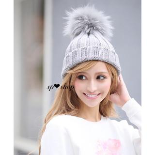 エミリアウィズ(EmiriaWiz)のエミリアウィズ 、ニット帽(ニット帽/ビーニー)