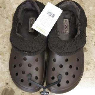 crocs - 新品クロックスボア24センチ