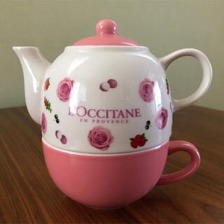 ロクシタン(L'OCCITANE)のL'OCCITANE ティーカップ(食器)