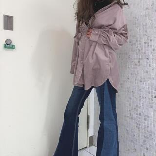 ジェイダ(GYDA)のGYDAウエストマークシャツ(シャツ/ブラウス(長袖/七分))