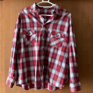 ジェイダ(GYDA)のGYDA チェックシャツ(シャツ/ブラウス(長袖/七分))