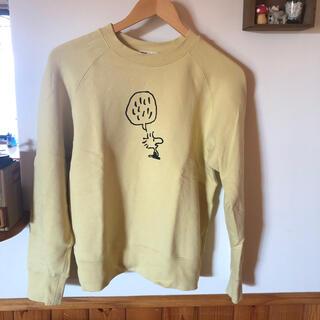 コーエン(coen)のcoen peanutsスウェット(Tシャツ/カットソー)