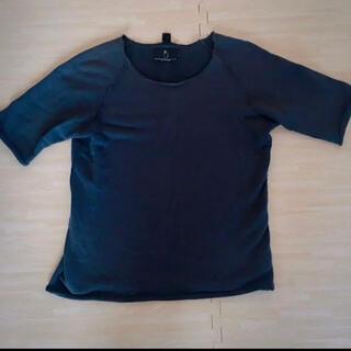 ヴァルゴ(VIRGO)のvirgo カットオフスウェットカットソー(Tシャツ/カットソー(半袖/袖なし))