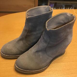 ユナイテッドアローズ(UNITED ARROWS)のPABLO GILABERT BARCELONA スェード ショートブーツ(ブーツ)