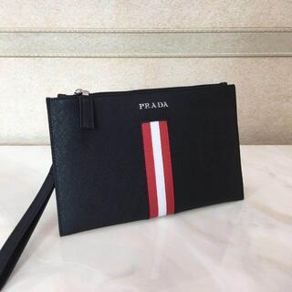 プラダ(PRADA)のPrada クラッチバッグ 28x17cm(セカンドバッグ/クラッチバッグ)