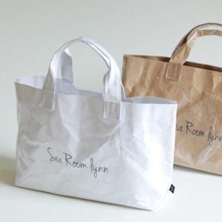 シールームリン(SeaRoomlynn)の新品 searoomlynn トートバッグ ホワイト(トートバッグ)