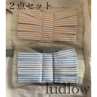 ラドロー(LUDLOW)のludlow クラッチバッグ(クラッチバッグ)