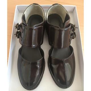 メリージェニー(merry jenny)のmerry jennyダブルベルトシューズ(ローファー/革靴)