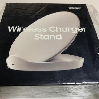 ギャラクシー(Galaxy)のワイヤレス   チャージャースタンド  新品未開封(PC周辺機器)