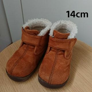 ムジルシリョウヒン(MUJI (無印良品))の無印良品 ブーツ14センチ(ブーツ)