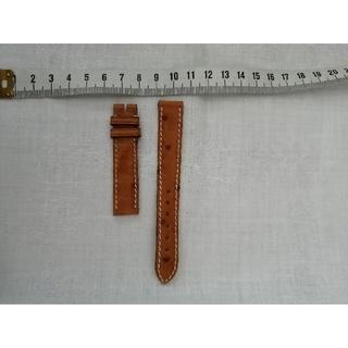 ロレックス(ROLEX)のROLEX 時計 ベルト 腕時計 革 皮 ロレックス オーストリッチ ウォッチ(レザーベルト)